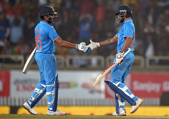 राहुल द्रविड़ के अनुसार रोहित, कोहली नहीं बल्कि ये 2 खिलाड़ी दिला सकते है पाकिस्तान के खिलाफ जीत 2