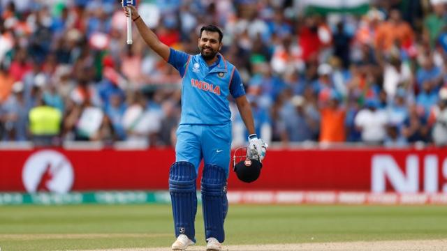 भारतीय खेल मंत्री भी हुए रोहित शर्मा के मुरीद, ट्वीट कर जाहिर अपनी एक बड़ी इच्छा 1