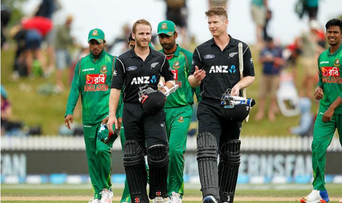 बांग्लादेश बनाम न्यूजीलैंड : टॉस रिपोर्ट : विलियमसन ने टॉस जीतकर किया बल्लेबाज़ी का फैसला 18