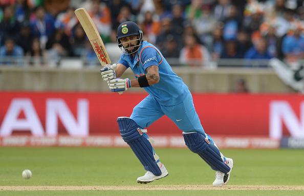पाकिस्तान के खिलाफ फाइनल से पहले आई विराट कोहली के अनफिट होने की खबर, टीम मैनेजमेंट ने भी दिया जवाब 4