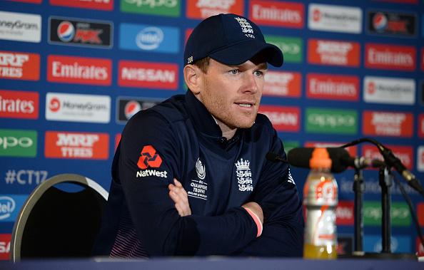 इंग्लैंड के कोच और सीनियर खिलाड़ियों को नहीं बल्कि न्यूज़ीलैंड के इस दिग्गज को इंग्लैंड की सफलता का श्रेय देते है ओएन मोर्गन 2