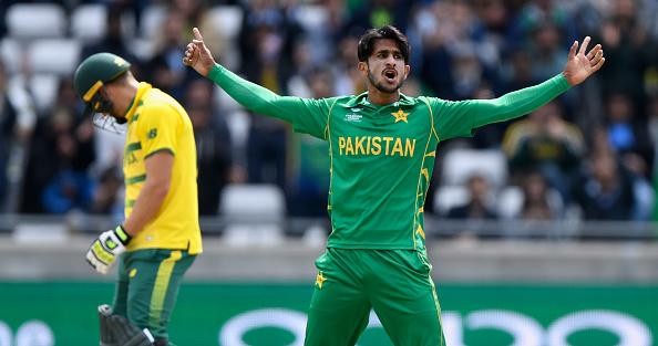पाकिस्तान के तेज गेंदबाज हसन अली की चैंपियंस ट्रॉफी में सफलता के पीछे इन दो खास व्यक्तियों का है बड़ा हाथ 2
