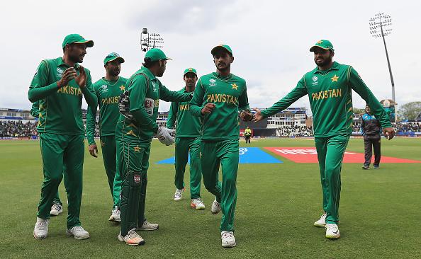 पाकिस्तान के तेज गेंदबाज हसन अली की चैंपियंस ट्रॉफी में सफलता के पीछे इन दो खास व्यक्तियों का है बड़ा हाथ 1