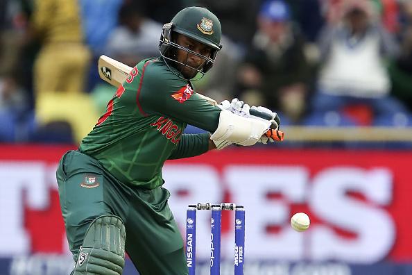 शाकिब अल हसन की तूफानी बल्लेबाजी के दम पर बांग्लादेश ने अफगानिस्तान को 6 विकेट से हराया 5