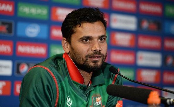बांग्लादेश के कप्तान मुर्तजा भी है भारत के खिलाफ होने वाले मैच से भयभीत, दिया चौकाने वाला बयान 1