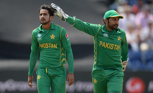 पाकिस्तान के तेज गेंदबाज हसन अली की चैंपियंस ट्रॉफी में सफलता के पीछे इन दो खास व्यक्तियों का है बड़ा हाथ 3