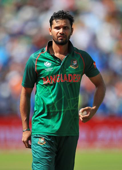 रोहित, धवन और कोहली को नहीं बल्कि इस भारतीय खिलाड़ी को मशरफे मोर्तजा ने दिया बांग्लादेश को हराने का श्रेय 8