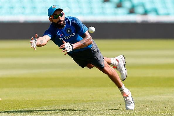 पाकिस्तान के खिलाफ फाइनल से पहले आई विराट कोहली के अनफिट होने की खबर, टीम मैनेजमेंट ने भी दिया जवाब 3