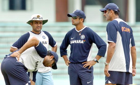 ब्रेकिंग न्यूज़ : राहुल द्रविड़ को अगले दो सालों के लिए बनाया गया अंडर-19 टीम इंडिया का कोच 10