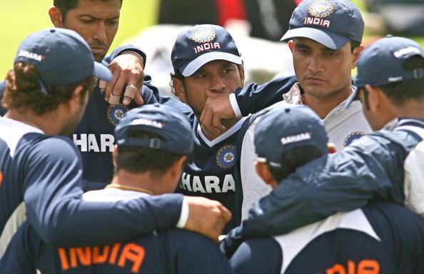 विश्वकप 2007 के पहले दौर में ही बाहर हो जाने पर 10 साल बाद अब सचिन तेंदुलकर ने किया ये चौकाने वाला खुलासा 2