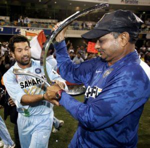 भारतीय क्रिकेट टीम के नए कोच के लिए अब इस भारतीय दिग्गज का नाम आया आगे 1