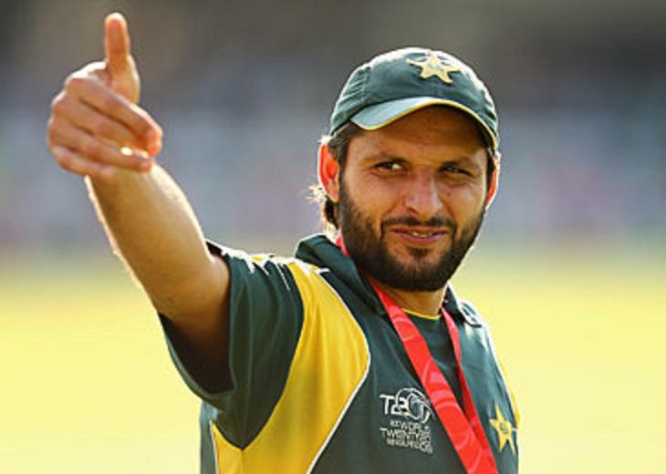 शाहिद अफरीदी ने भी किया अपनी ऑल टाइम एकादश का ऐलान, केवल एक भारतीय टीम में शामिल 8