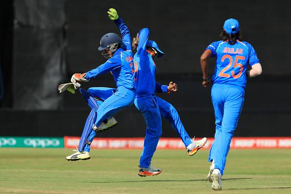 महिला विश्व कप: भारत बनाम वेस्टइंडीज: भारत ने टॉस जीता पहले गेंदबाज़ी करने का फैसला किया 2
