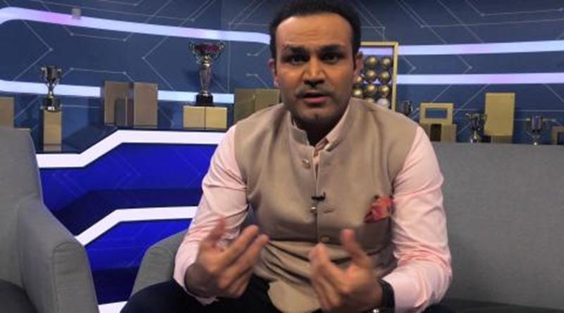 टीम इंडिया की शर्मनाक हार के बाद पाकिस्तानी कमेंटेटर ने वीरेंद्र सहवाग पर साधा निशाना, सहवाग पर किया अपशब्दों का प्रयोग 1
