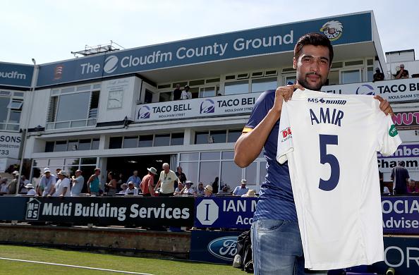 एसेक्स में मोहम्मद आमिर ने डाली इस साल की सर्वश्रेष्ठ गेंद, गेंद का टर्न देख आप भी रह जायेंगे हैरान 1