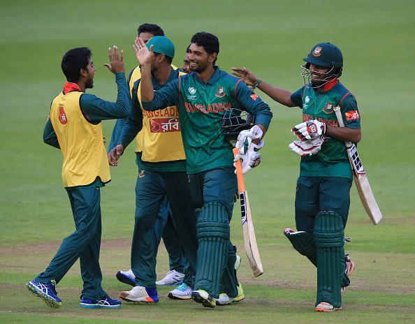 भारत बनाम बांग्लादेश: भारत ने टॉस जीता पहले गेंदबाज़ी करने का फैसला किया 5