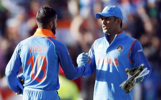 चैंपियंस ट्राफी में हार और अनिल कुंबले के इस्तीफे के बाद अब महेंद्र सिंह धोनी होंगे भारतीय टीम के कप्तान! 1