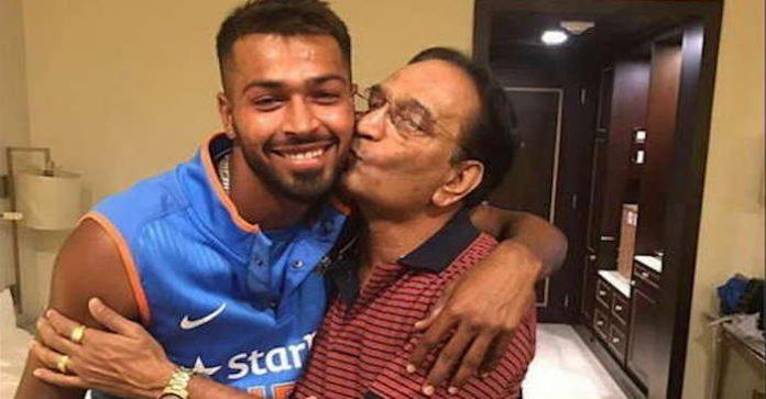 बहुत ही ख़ास अंदाज़ में हार्दिक पंड्या ने दी अपने पिता को जन्मदिन की शुभकामनाएं 4