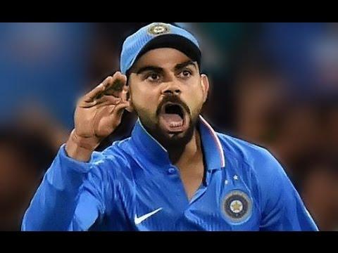 वीडियो: सेमी-फाइनल मैच के दौरान धोनी ने किया कुछ ऐसा कि विराट कोहली हुए  गुस्सा 1