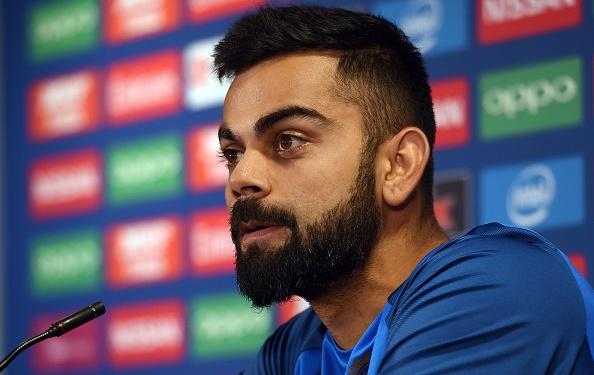 पाकिस्तान के खिलाफ मैच से पहले विराट कोहली ने दी पाकिस्तान को चेतावनी, लेकिन इस बात पर बरक़रार रखी चुप्पी 16