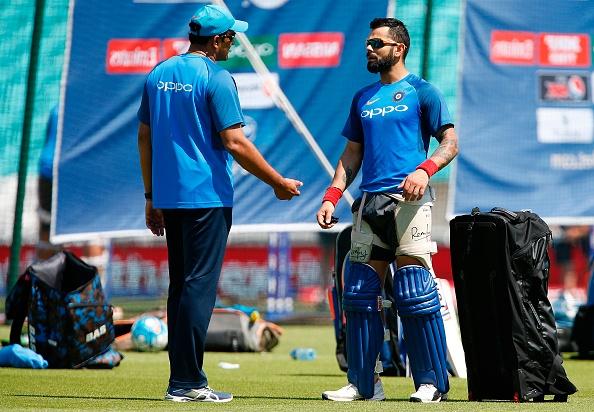"""विनय कुमार ने दी भारतीय टीम को शुभकामनायें कहा """"कप को वापस घर लाओं"""""""
