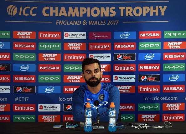 फाइनल मैच हारने के बाद विराट कोहली द्वारा दिए गये बयान ने जीता करोड़ो का दिल, ब्रेडन मैकुलम से पाकिस्तानी पत्रकारों ने किया तारीफ 1