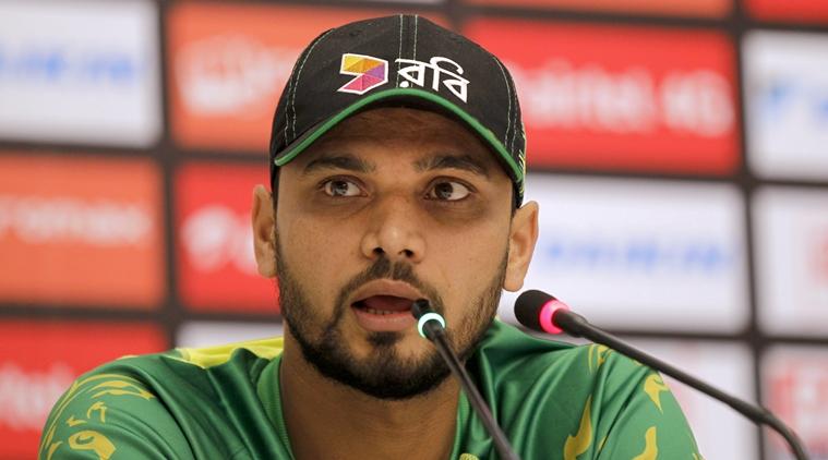 बांग्लादेश की जीत के बाद कप्तान मशरफे मुर्तजा ने न्यूज़ीलैंड को बताया कहा कर गये विलियम्सन गलती