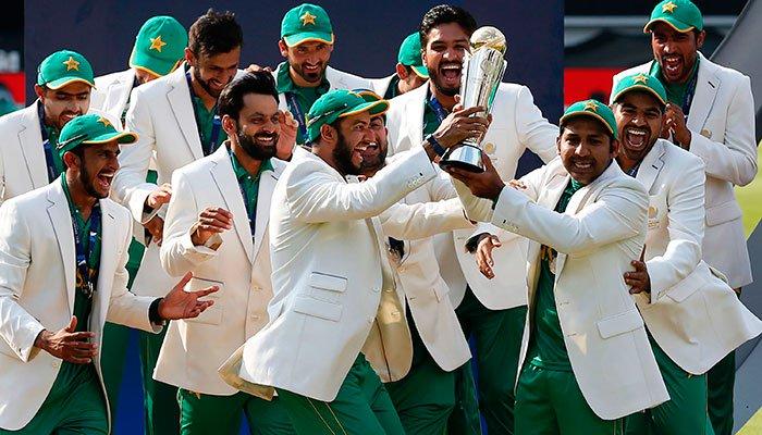 आईसीसी रैंकिंग चैम्पियंस ट्रॉफी जीतकर पाकिस्तान पहुंचा छठे स्थान पर
