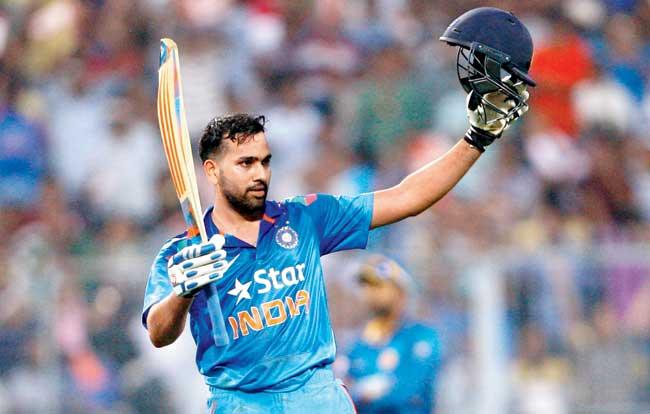 कल बांग्लादेश के खिलाफ 125 रनों की पारी के दौरान रोहित शर्मा ने बना डाला विश्व रिकॉर्ड, ऐसा करने वाले दुसरे खिलाड़ी 7