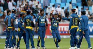 भारत के खिलाफ होने वाले मुकाबले से पहले श्रीलंका की टीम के लिए आई बड़ी खबर 2