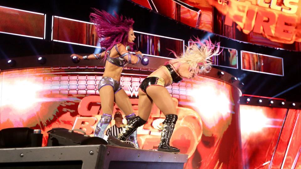 WWE ग्रेट बॉल्स ऑफ फायर: रिजल्ट : 10 जुलाई 2017 6