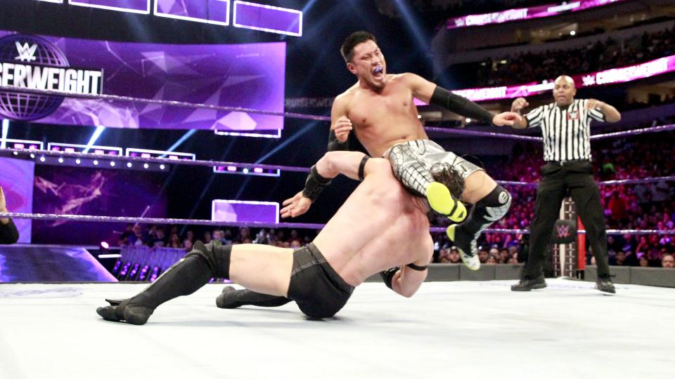 WWE ग्रेट बॉल्स ऑफ फायर: रिजल्ट : 10 जुलाई 2017 2