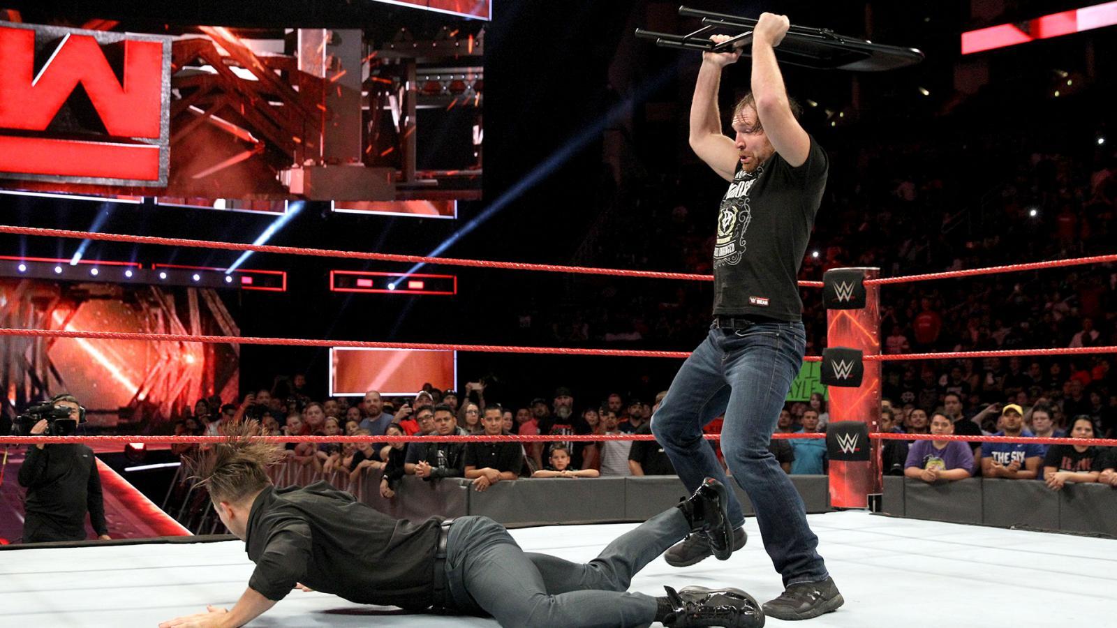 WWE रॉ रिजल्ट्स : 11 जुलाई 2017 1