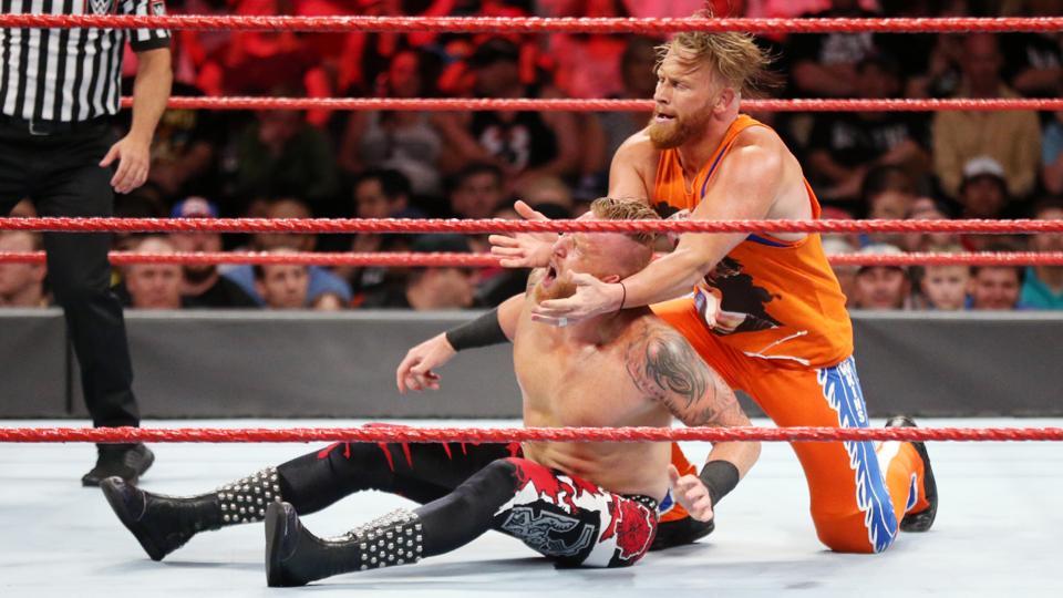 WWE ग्रेट बॉल्स ऑफ फायर: रिजल्ट : 10 जुलाई 2017 8