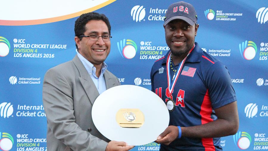 अमेरिकी क्रिकेट टीम का यह पूर्व कप्तान वेस्टइंडीज टीम में होने वाला है शामिल! 1