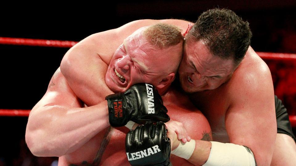 WWE ग्रेट बॉल्स ऑफ फायर: रिजल्ट : 10 जुलाई 2017 9
