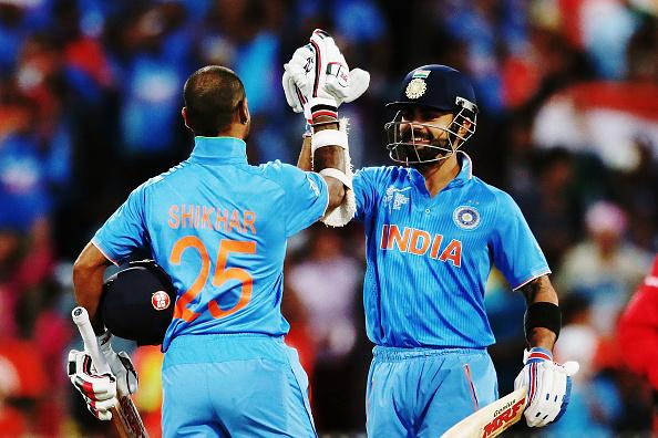 ऐसा क्या हुआ जो विराट कोहली के वजह से शिखर धवन ने कर लिया था क्रिकेट छोड़ने का फैसला, कोच के समझाने पर रुके गब्बर 3