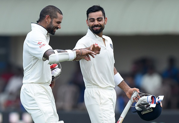 ऐसा क्या हुआ जो विराट कोहली के वजह से शिखर धवन ने कर लिया था क्रिकेट छोड़ने का फैसला, कोच के समझाने पर रुके गब्बर 1