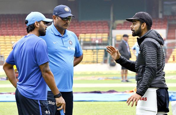 किसने क्या कहा: रवि शास्त्री के भारतीय कोच बनने पर प्रसंशको ने कहा विराट और शास्त्री ने कुंबले का विकेट लेने के लिए खेला गंदा खेल 2