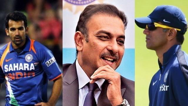 ब्रेकिंग न्यूज़: जहीर खान बने भारत के गेंदबाजी कोच तो राहुल द्रविड़ और रवि शास्त्री बने भारतीय कोच 4
