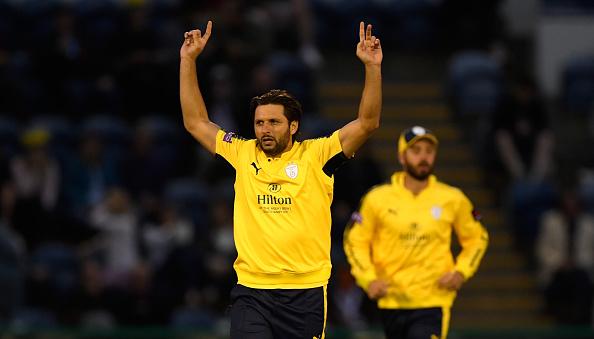 अंतर्राष्ट्रीय क्रिकेट से सन्यास लेने के बाद भी बूम बूम शाहिद अफरीदी के नाम दर्ज हुआ सबसे बड़ा रिकॉर्ड 3
