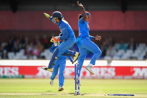 महिला विश्व कप : भारत ने किया ऑस्ट्रेलिया से अपना बदला, नॉकआउट मैच में हरा कर दिखाया बाहर का रास्ता 4