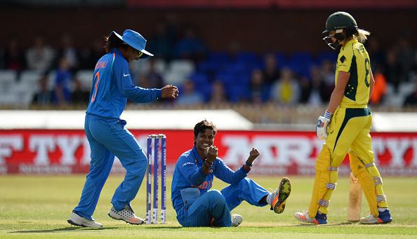महिला विश्व कप : भारत ने किया ऑस्ट्रेलिया से अपना बदला, नॉकआउट मैच में हरा कर दिखाया बाहर का रास्ता 3