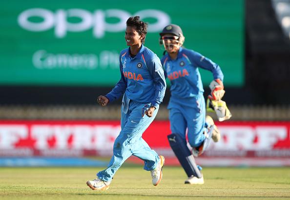 महिला विश्व कप : भारत ने किया ऑस्ट्रेलिया से अपना बदला, नॉकआउट मैच में हरा कर दिखाया बाहर का रास्ता 1
