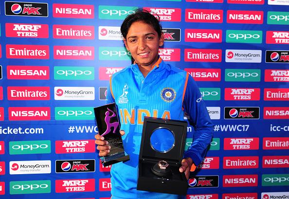भारतीय महिला क्रिकेट टीम की उप-कप्तान हरमनप्रीत कौर ने अपने प्रशंसको को किया निराश, अब शुरू हुई हरमन को लेकर राजनीति 2