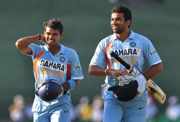 जहीर खान के नाम दर्ज है बल्लेबाजी का ऐसा रिकॉर्ड जो आज तक नहीं बना सके धोनी और कोहली जैसे दिग्गज 15