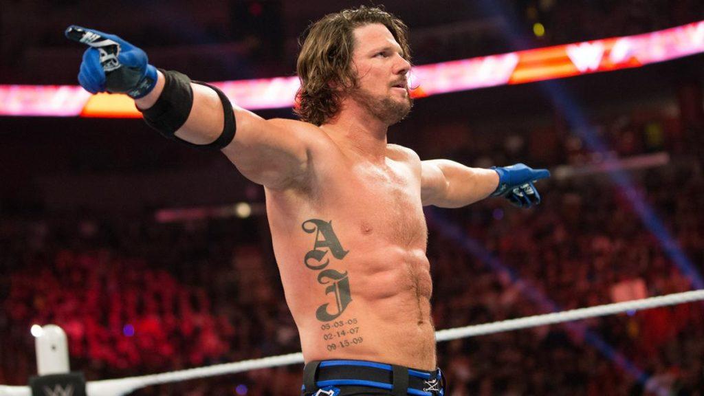 WWE NEWS: फैन ने एजे स्टाइल्स से पूछा कि क्यों नहीं मिली समरस्लैम के पोस्टर में जगह, स्टाइल्स ने दिया स्टाइलिश जवाब 1