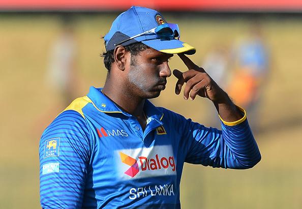 जिम्बावे से मिली करारी हार के बाद श्रीलंकाई कप्तान एंजलो मैथ्यूज ने कहा कुछ ऐसा आ गयी धोनी की याद 2