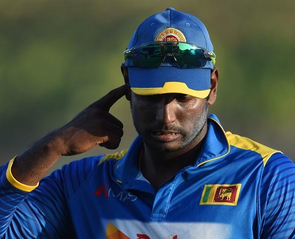 जिम्बावे से मिली करारी हार के बाद श्रीलंकाई कप्तान एंजलो मैथ्यूज ने कहा कुछ ऐसा आ गयी धोनी की याद 3