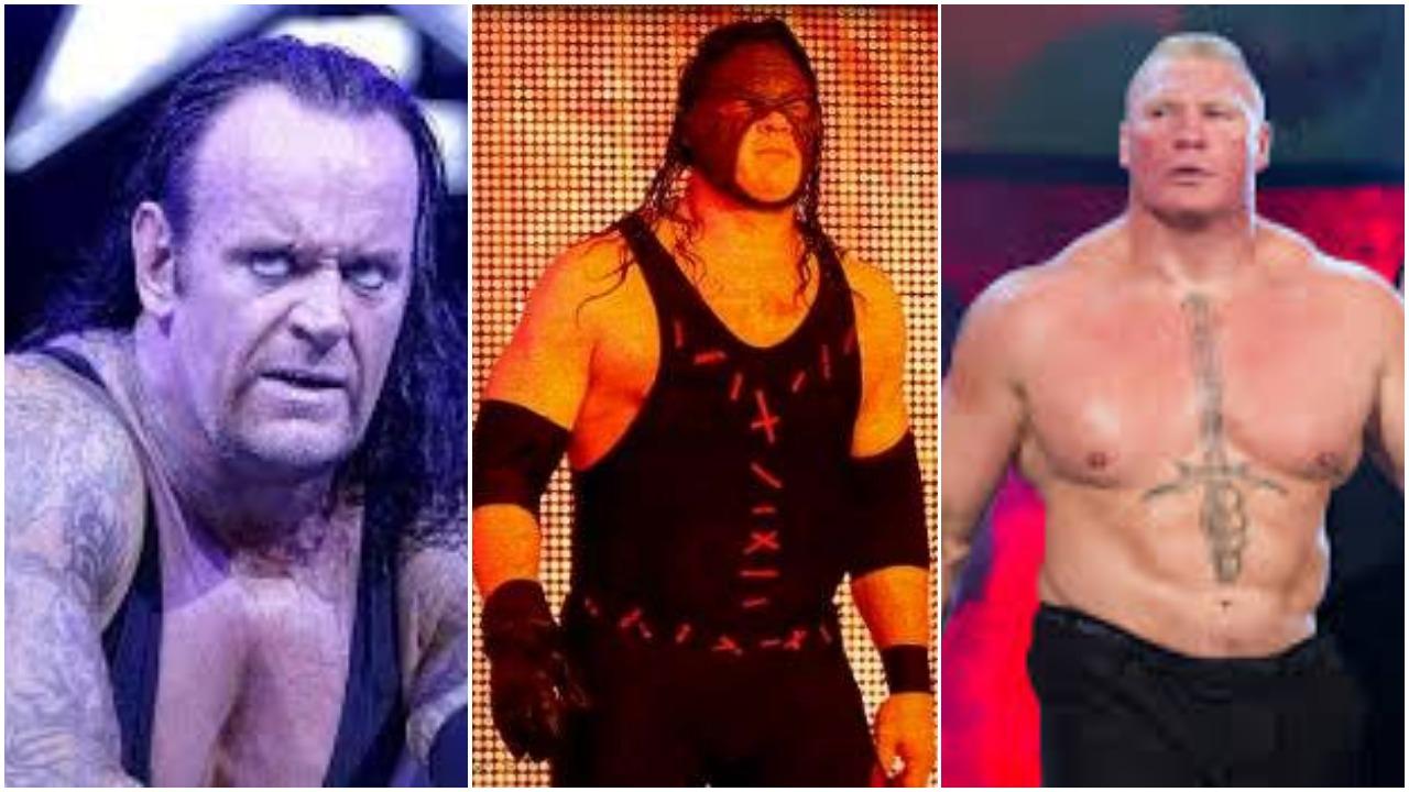 PHOTO GALLERY: रिंग में खतरनाक दिखने वाले WWE प्लेयर्स असल जिन्दगी में लगते है कुछ ऐसे, एक को तो पहचानना है मुश्किल 1